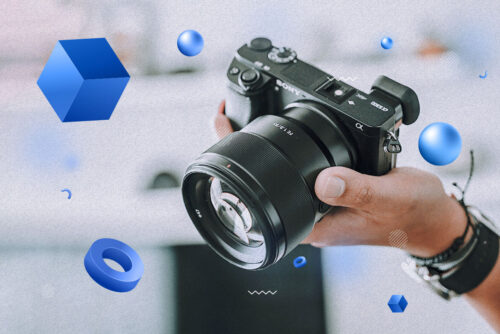 دوربین بدون آینه چیست؟
